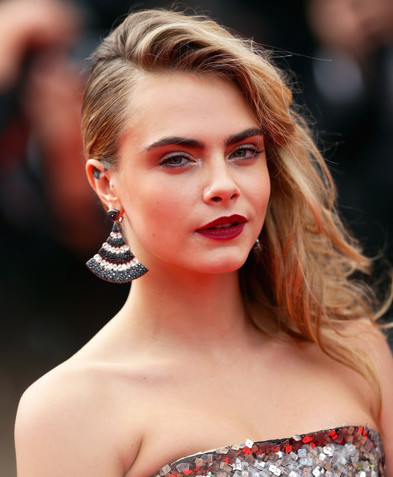 Cara Delevingne Earrings