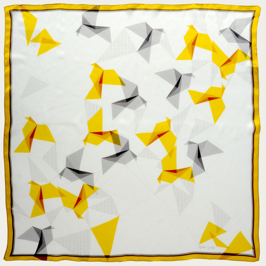 origami_bird_scarf_yellow