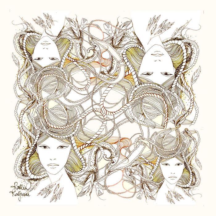 Kaljuvee-silk-scarf-swan-maiden
