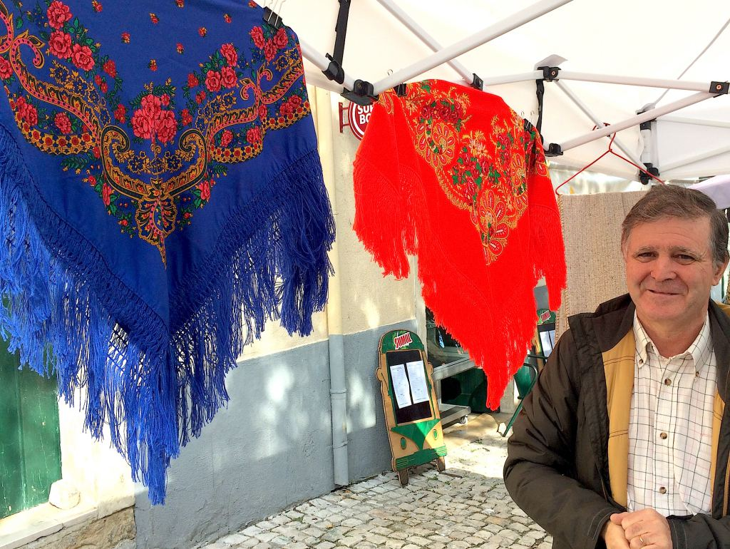 Portugese-scarves-fleamarket